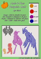 Jack-O-Face Species Chart: Age Traits + Info by AoiFoxtrot