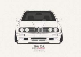 BMW e30 by erithdorPL