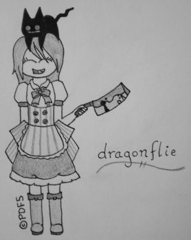 dragonflie TinierMe 19.5.12 by PurpleDragonFlie5