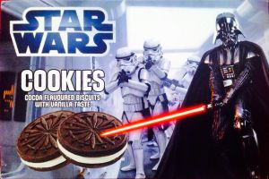 star wars cookies by kari5