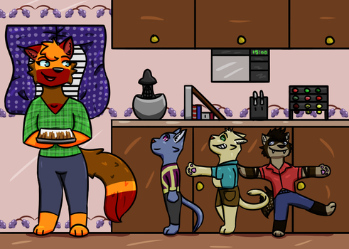Treats Line up by cantbreath45