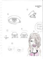 EYE practice by Xxunknown227xX