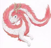 Lion Dragon-redone by Ferngirl