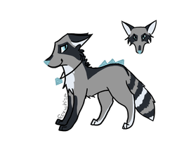 Diamond Pup AUCTION - CLOSED by foxnoot