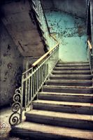 Stairway to decay by Liek