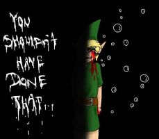 Ben Drowned - Majora's Mask (redone) by SaintsSister47
