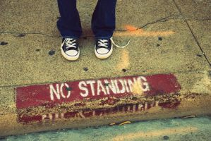 no standing by tayequalsyay