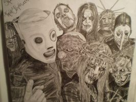 Slipknot by Trezeytron