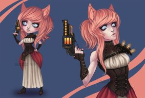 Adoptable auction - OPEN by Anastasia-berry