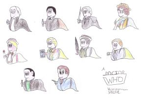 VOAW SPECIAL-Doctor Who by IHave2MuchFreeTime