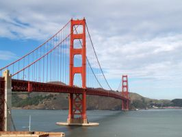 golden gate by crazytmac
