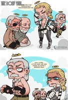 MGS4-The Boss' will- spoiler- by vtophya