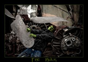 The Hulk. by CorporalNobbs
