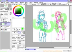 WIP: who are they? by Paoloid