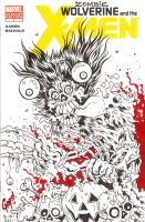 Zombie Wolvie by MonsterInk