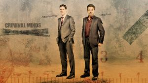 Hotch et Rossi by Anthony258
