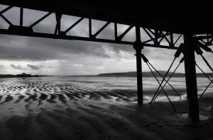 Weston Pier 2 by Oldtoppy