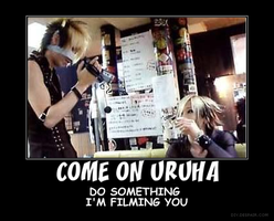 come on uruha by sparky-cool