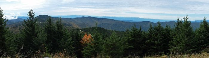 Mt. Mitchell Summit Panorama 1 by rdswords