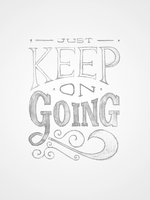Just Keep on Going by sALuUm
