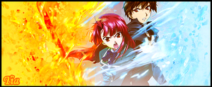 Signature Kaze No Stigma by Yoruru