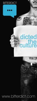 dicted the culture by rzkyawn