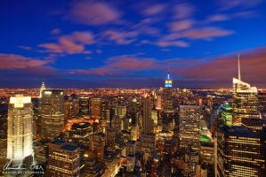 On the streets of New York 7 by Nightline