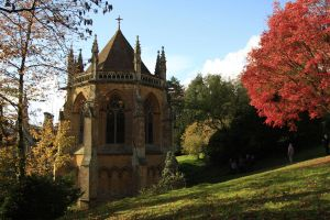 Tyntesfield Church by Tinap