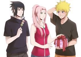 CM: Happy Birthday Sakura by Ria02716