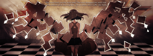 Mawaru Penguindrum - Facebook Cover Image by Pathos-of-Truth