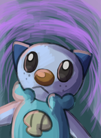 Oshawott by Nicticorax
