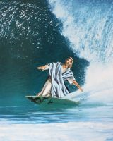 The Hang Ten Commandments by live-by-evil