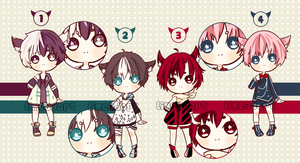 [CLOSED] Adoptable Set Price #4 by LimeAdopt