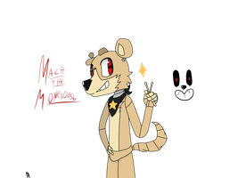 Mach the Mongoose by kikiwolfluver
