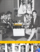SHINee Why So Serious SCAN(?)x 30p by l0vehcl