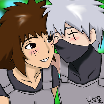 Together in ANBU (contest) :D by WeraHatake