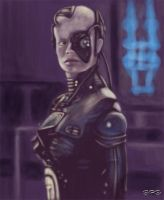 BORG seven of nine by shanryan