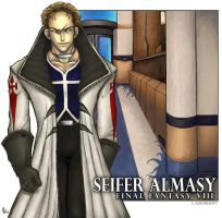 FF8- Seifer Almasy by valval