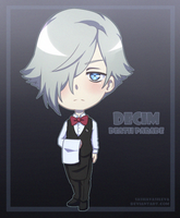 Death Parade - Decim by SashaVasileva