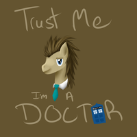 Trust Me, I'm a Doctor by AlexisDragonStorm