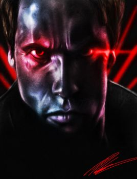 The Terminator by CSM-101