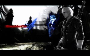 Devil May Cry 4 Wallpaper 4 by igotgame1075
