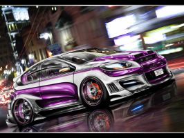 ford focus entry for WTB by backo-designs