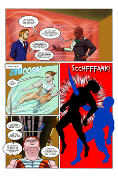 The Ripper Effect: Issue No. 2, Page 13 by EvilFishmonger