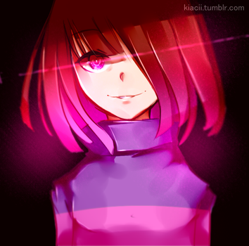 Betty - Fear. [Glitchtale](other version) by kyashee