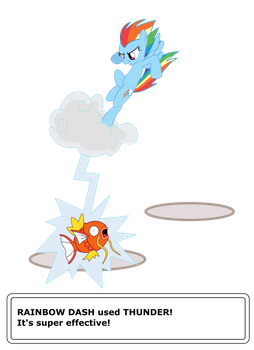 It's Super Effective! - ATG day 8 by Cyberglass
