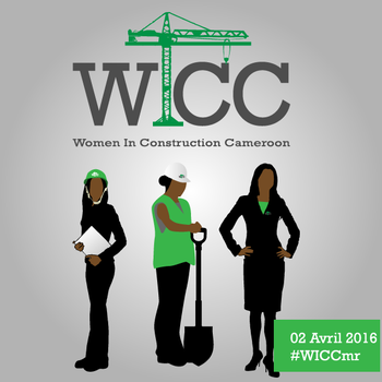 Women In Construction Cameroon-Creation 2016 by CamerDesigner