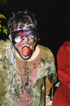 Halloween 2004: I am a Zombie1 by ConflictGenesis