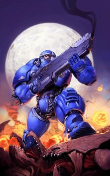 Starcraft Frontline 1 by UdonCrew