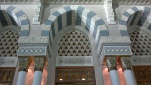 Al Nabawi mosque 3 by AsmaAmri